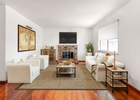 Virtual Staging Living Room sample1b
